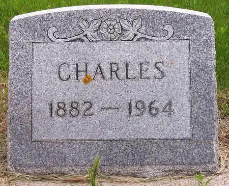GREER, CHARLES - Kingsbury County, South Dakota | CHARLES GREER - South Dakota Gravestone Photos
