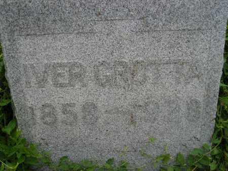 GROTTA, IVER - Kingsbury County, South Dakota | IVER GROTTA - South Dakota Gravestone Photos