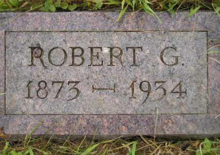 HANNAH, ROBERT G. - Kingsbury County, South Dakota | ROBERT G. HANNAH - South Dakota Gravestone Photos