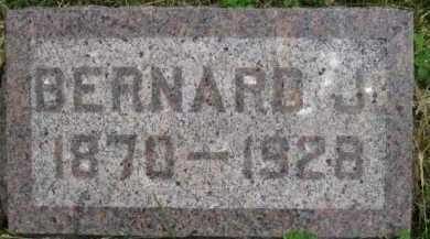 HEMMEL, BERNARD J - Kingsbury County, South Dakota   BERNARD J HEMMEL - South Dakota Gravestone Photos