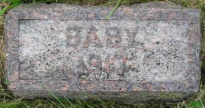 HEMMEL, BABY - Kingsbury County, South Dakota | BABY HEMMEL - South Dakota Gravestone Photos