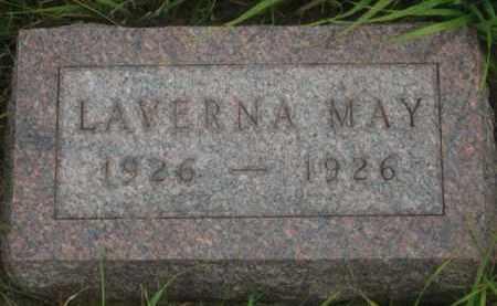 HOEYE, LAVERNA MAY - Kingsbury County, South Dakota | LAVERNA MAY HOEYE - South Dakota Gravestone Photos