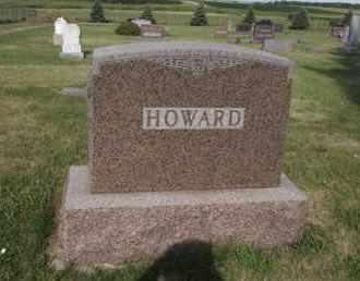 HOWARD, FAMILY STONE - Kingsbury County, South Dakota | FAMILY STONE HOWARD - South Dakota Gravestone Photos