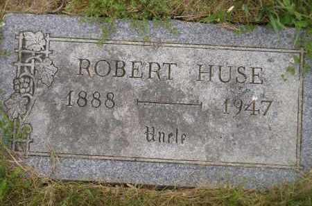 HUSE, ROBERT - Kingsbury County, South Dakota | ROBERT HUSE - South Dakota Gravestone Photos