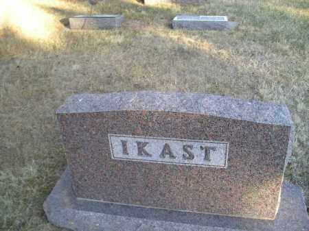 IKAST, STONES - Kingsbury County, South Dakota | STONES IKAST - South Dakota Gravestone Photos