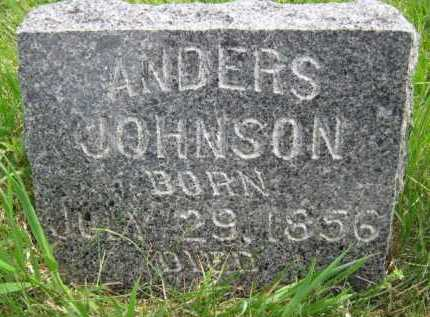 JOHNSON, ANDERS (ANDREW) - Kingsbury County, South Dakota | ANDERS (ANDREW) JOHNSON - South Dakota Gravestone Photos