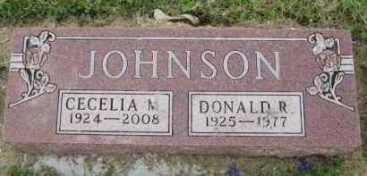 JOHNSON, CECELIA M - Kingsbury County, South Dakota | CECELIA M JOHNSON - South Dakota Gravestone Photos