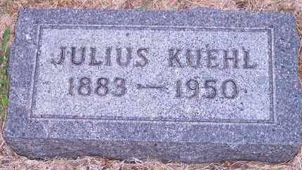 KUEHL, JULIUS H - Kingsbury County, South Dakota | JULIUS H KUEHL - South Dakota Gravestone Photos