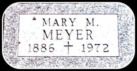 MEYER, MARY MARTHA - Kingsbury County, South Dakota | MARY MARTHA MEYER - South Dakota Gravestone Photos