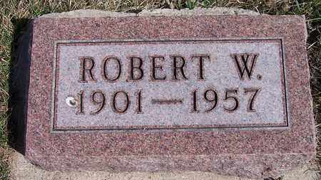 MOORE, ROBERT W - Kingsbury County, South Dakota | ROBERT W MOORE - South Dakota Gravestone Photos