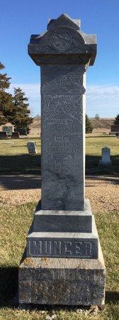 MUNGER, MARY - Kingsbury County, South Dakota | MARY MUNGER - South Dakota Gravestone Photos