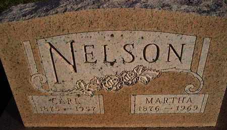 NELSON, CARL - Kingsbury County, South Dakota | CARL NELSON - South Dakota Gravestone Photos