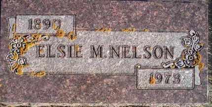 NELSON, ELSIE M - Kingsbury County, South Dakota | ELSIE M NELSON - South Dakota Gravestone Photos