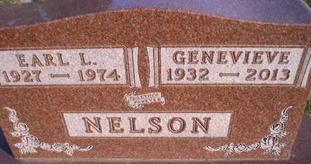 NELSON, GENEVIEVE - Kingsbury County, South Dakota | GENEVIEVE NELSON - South Dakota Gravestone Photos