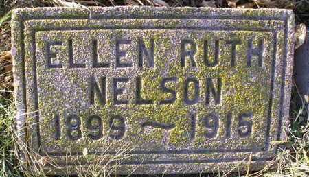 NELSON, ELLEN RUTH - Kingsbury County, South Dakota   ELLEN RUTH NELSON - South Dakota Gravestone Photos