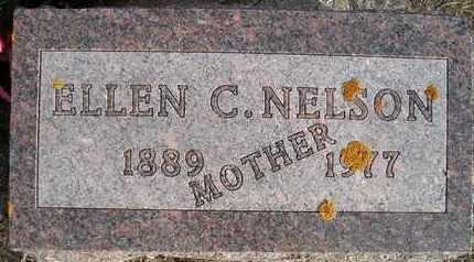 NELSON, ELLEN C - Kingsbury County, South Dakota | ELLEN C NELSON - South Dakota Gravestone Photos