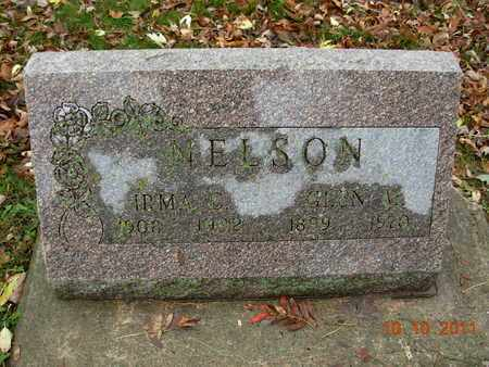 NELSON, IRMA C - Kingsbury County, South Dakota | IRMA C NELSON - South Dakota Gravestone Photos