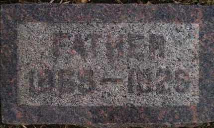 NELSON, LEANDER - Kingsbury County, South Dakota   LEANDER NELSON - South Dakota Gravestone Photos