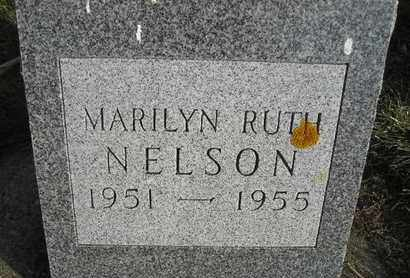 NELSON, MARILYN RUTH - Kingsbury County, South Dakota | MARILYN RUTH NELSON - South Dakota Gravestone Photos