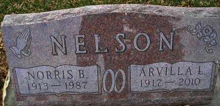 NELSON, ARVILLA L - Kingsbury County, South Dakota | ARVILLA L NELSON - South Dakota Gravestone Photos