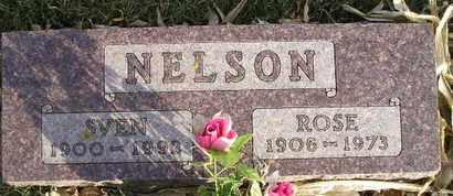 NELSON, SVEN - Kingsbury County, South Dakota | SVEN NELSON - South Dakota Gravestone Photos