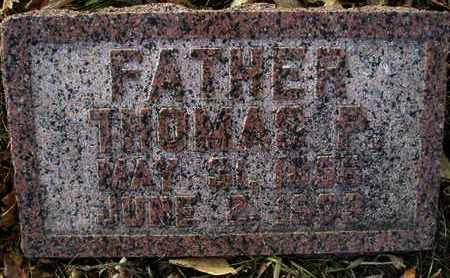 NELSON, THOMAS P - Kingsbury County, South Dakota   THOMAS P NELSON - South Dakota Gravestone Photos