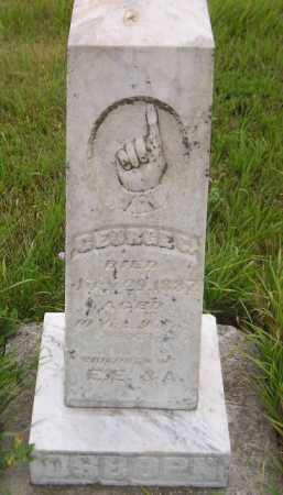 OSBORN, GEORGE C. - Kingsbury County, South Dakota | GEORGE C. OSBORN - South Dakota Gravestone Photos
