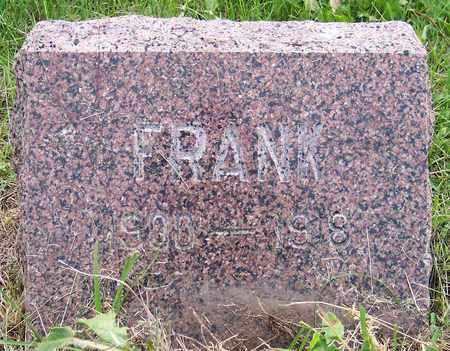 OSMANN, FRANK - Kingsbury County, South Dakota   FRANK OSMANN - South Dakota Gravestone Photos