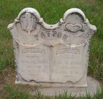 PATTON, WILLIE - Kingsbury County, South Dakota | WILLIE PATTON - South Dakota Gravestone Photos