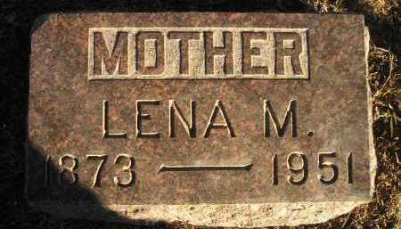 PAULSON, LENA M - Kingsbury County, South Dakota | LENA M PAULSON - South Dakota Gravestone Photos