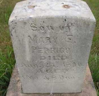 PERRIGO, RAY S. - Kingsbury County, South Dakota | RAY S. PERRIGO - South Dakota Gravestone Photos