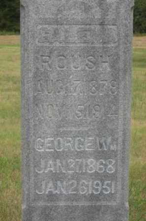 ROUSH, GALENA - Kingsbury County, South Dakota | GALENA ROUSH - South Dakota Gravestone Photos