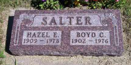 SALTER, BOYD C - Kingsbury County, South Dakota | BOYD C SALTER - South Dakota Gravestone Photos