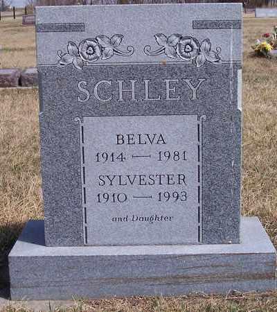 SCHLEY, BELVA ALICE - Kingsbury County, South Dakota | BELVA ALICE SCHLEY - South Dakota Gravestone Photos