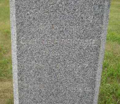 SHERBURNE, ORLESCA A. - Kingsbury County, South Dakota | ORLESCA A. SHERBURNE - South Dakota Gravestone Photos