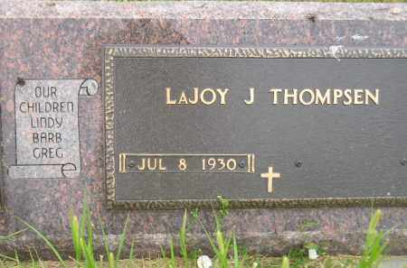 THOMPSEN, LAJOY J. - Kingsbury County, South Dakota | LAJOY J. THOMPSEN - South Dakota Gravestone Photos