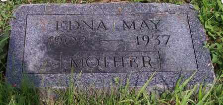 WESTERBERG, EDNA MAY - Kingsbury County, South Dakota | EDNA MAY WESTERBERG - South Dakota Gravestone Photos