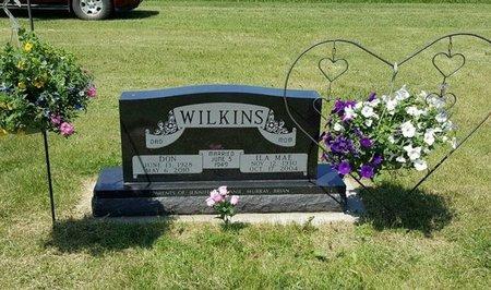WILKINS, ILA - Kingsbury County, South Dakota | ILA WILKINS - South Dakota Gravestone Photos