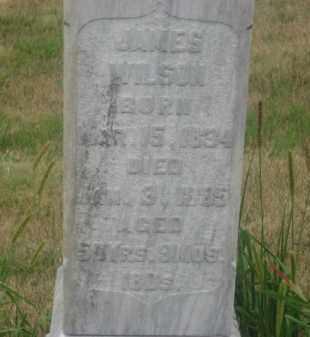 WILSON, JAMES - Kingsbury County, South Dakota | JAMES WILSON - South Dakota Gravestone Photos