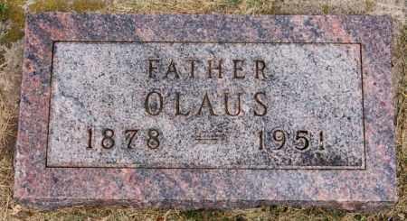 BAKKE, OLAUS - Lake County, South Dakota | OLAUS BAKKE - South Dakota Gravestone Photos