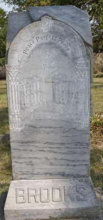 BROOKS, FAMILY MARKER - Lake County, South Dakota | FAMILY MARKER BROOKS - South Dakota Gravestone Photos