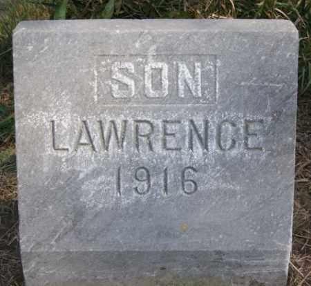 BROOKS, LAWRENCE - Lake County, South Dakota | LAWRENCE BROOKS - South Dakota Gravestone Photos