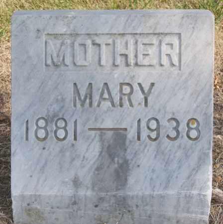 BROOKS, MARY - Lake County, South Dakota | MARY BROOKS - South Dakota Gravestone Photos