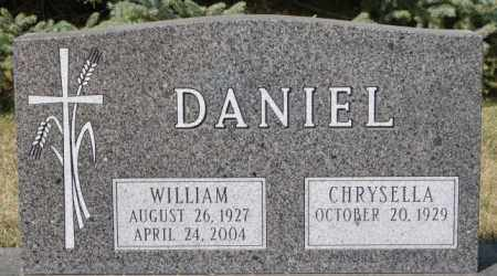 DANIEL, CHRYSELLA - Lake County, South Dakota   CHRYSELLA DANIEL - South Dakota Gravestone Photos