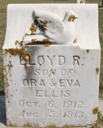 ELLIS, LLOYD R - Lake County, South Dakota | LLOYD R ELLIS - South Dakota Gravestone Photos
