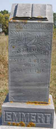 EMMERT, ROSA J - Lake County, South Dakota | ROSA J EMMERT - South Dakota Gravestone Photos