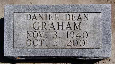 GRAHAM, DANIEL DEAN - Lake County, South Dakota   DANIEL DEAN GRAHAM - South Dakota Gravestone Photos
