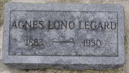 LEGARD, LEGARD - Lake County, South Dakota | LEGARD LEGARD - South Dakota Gravestone Photos