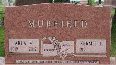 MURFIELD, ARLA M - Lake County, South Dakota | ARLA M MURFIELD - South Dakota Gravestone Photos