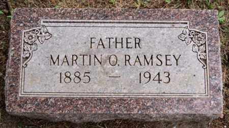 RAMSEY, MARTIN O - Lake County, South Dakota | MARTIN O RAMSEY - South Dakota Gravestone Photos